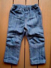 画像2: ひざ切替パンツ (2)