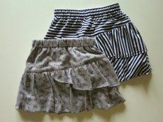 画像2: ミニバルーンスカート (2)