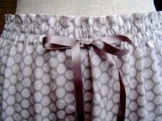 画像2: アシメギャザースカート (2)