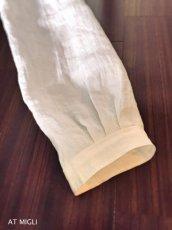 画像4: リボンブラウス(LT-07)用 [ 長袖 ] (4)