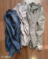 画像11: スタンドカラーシャツ (11)
