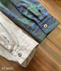 画像5: スタンドカラーシャツ (5)